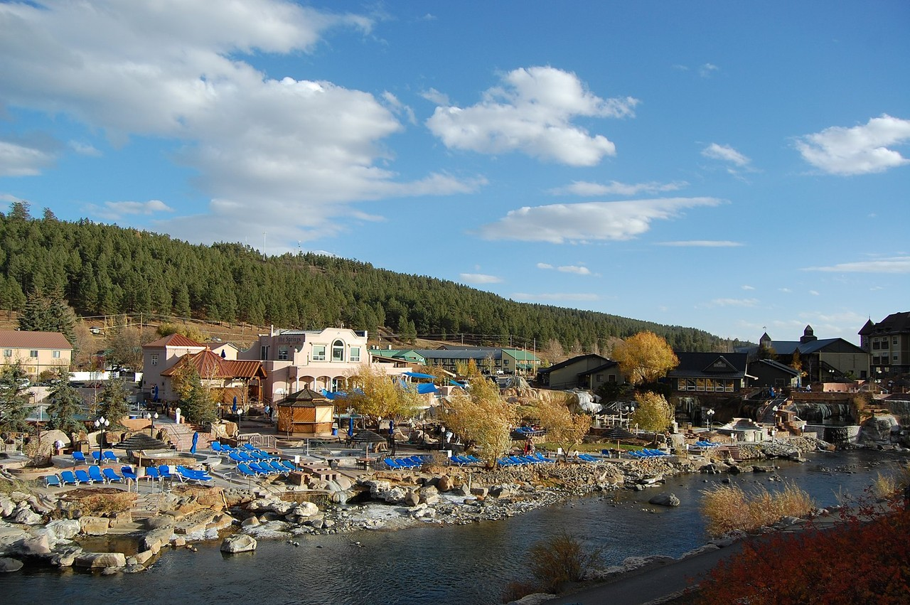 "Picture for article ""The History of Pagosa Springs"""