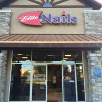 Elite Nails logo