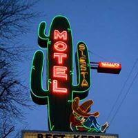 Siesta Motel logo