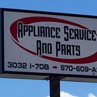 Appliance Service And Parts logo