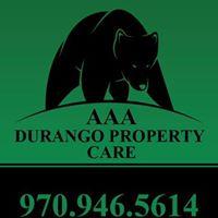 AAA Durango Property Care logo