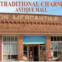 Traditional Charm Antique Mall logo