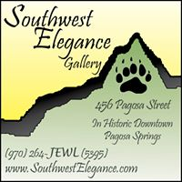 Southwest Elegance Gallery And Gifts logo