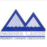 Pagosa Lakes Property Owners Association logo