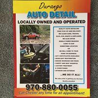 Durango Auto Detail logo