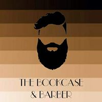 The Bookcase And Barber logo