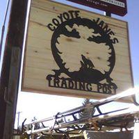 Coyote Jane's Trading Post logo