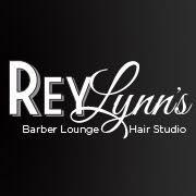 Reylynn's Barber Lounge & Hair Studio logo