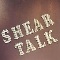 Shear Talk logo