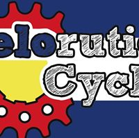 Velorution Cycles logo