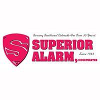 Superior Alarm logo