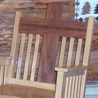L W Rardin Custom Furniture logo