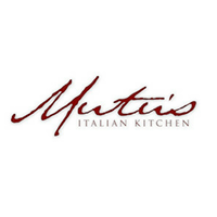 Mutu's Italian Kitchen logo