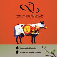The Mac Ranch logo
