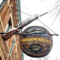 GardenSwartz Sporting Goods logo