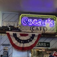 Oscar's Cafe logo