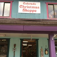 Colorado Christmas Shoppe logo