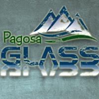 Pagosa Glass logo