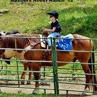 Rustlers Roost Ranch logo