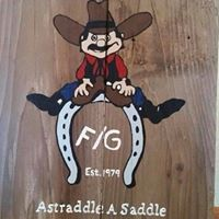 Astraddle A Saddle Inc logo