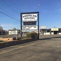 American Holiday Mesa Verde Inn logo