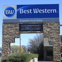 Best Western Turquoise Inn & Suites logo
