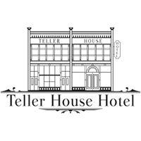 Teller House Hotel logo