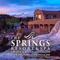 The Springs Resort & Spa logo