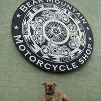 Bear Mountain Motorcycle logo