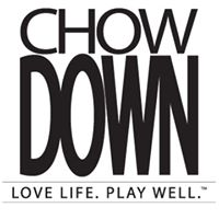 Chow Down Pet Supplies logo