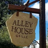 Alley House Grille logo