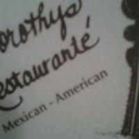 Dorothy's Restaurant logo