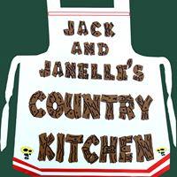 Jack & Janelle's Country Kitchen logo
