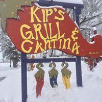 Kip's Grill & Cantina logo