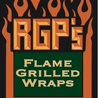 RGP's Flame Grilled Wraps logo