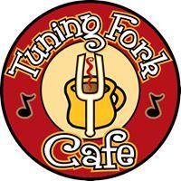 Tuning Fork Cafe logo