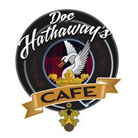 Doc Hathaway's Cafe logo