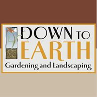 Down To Earth Gardening & Landscaping Inc logo