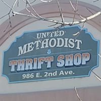 Methodist Thrift Shop logo