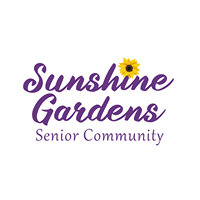 Sunshine Gardens Senior Community logo