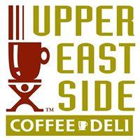 Upper East Side Coffee Deli logo