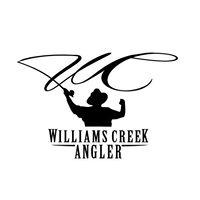 Williams Creek Angler logo