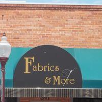 Fabrics & More logo