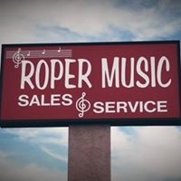 Roper Music logo