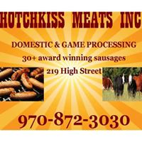 Hotchkiss Meats logo