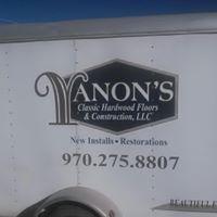 Yanon's Classic Hardwood Floors & Construction LLC logo
