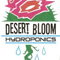 Desert Bloom Hydroponics logo