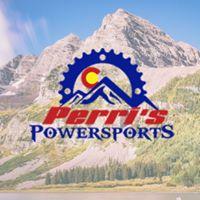 Perri's Powersports logo
