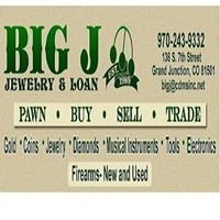 Big J Jewelry & Loan logo
