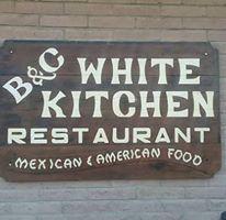 Busy Corner White Kitchen logo